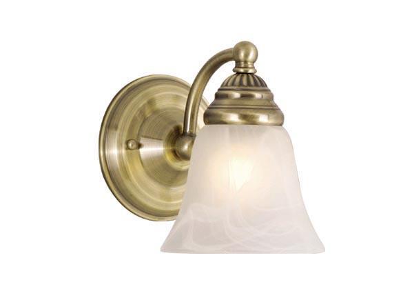 Scone Vaxcel Standford Vanity Bathroom Wall Lamp Lighting