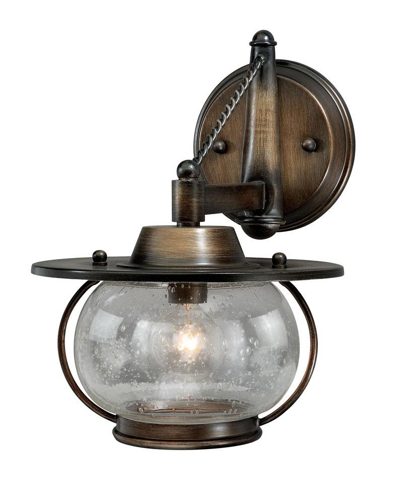 Vanity Light Bulb Type : Bath Mirror Lamp Wall Lighting Vaxcel Jamestown Parisian Bronze Bathroom Vanity eBay