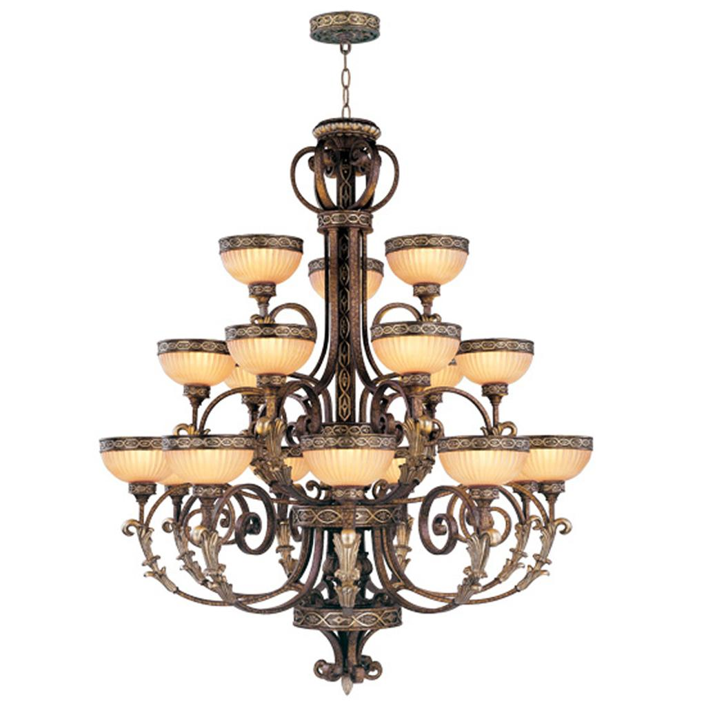 Bronze Foyer Chandelier : Seville palacial bronze foyer l chandelier ceiling