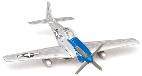 Sky-Pilot-P-51-Mustang-plane-model-kit-no-glue-required-for-assembly-ages-8