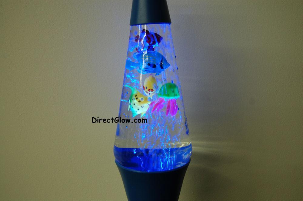 17 inch 32oz Mega Lava Brand LED Lighted Aquarium Bubble Lamp | eBay