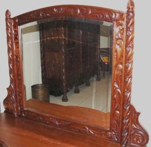 Antique Bedroom Set Spanish Baroque 10 Piece Furniture Set