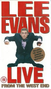 Lee Evans: Live from the West End movies