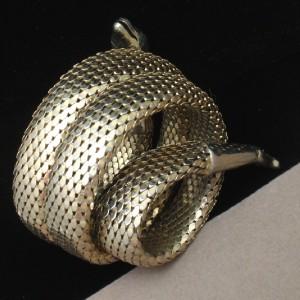 Vintage Gold Coil Snake Wrap Bracelet Hot Girls Wallpaper