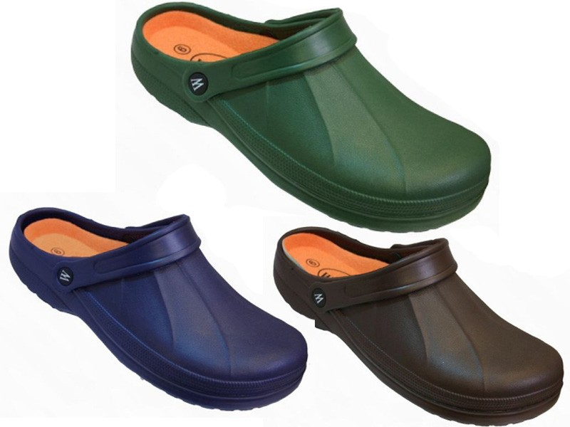 Coolers-Mens-Garden-Beach-Hospital-Mule-EVA-Clog-Shoe