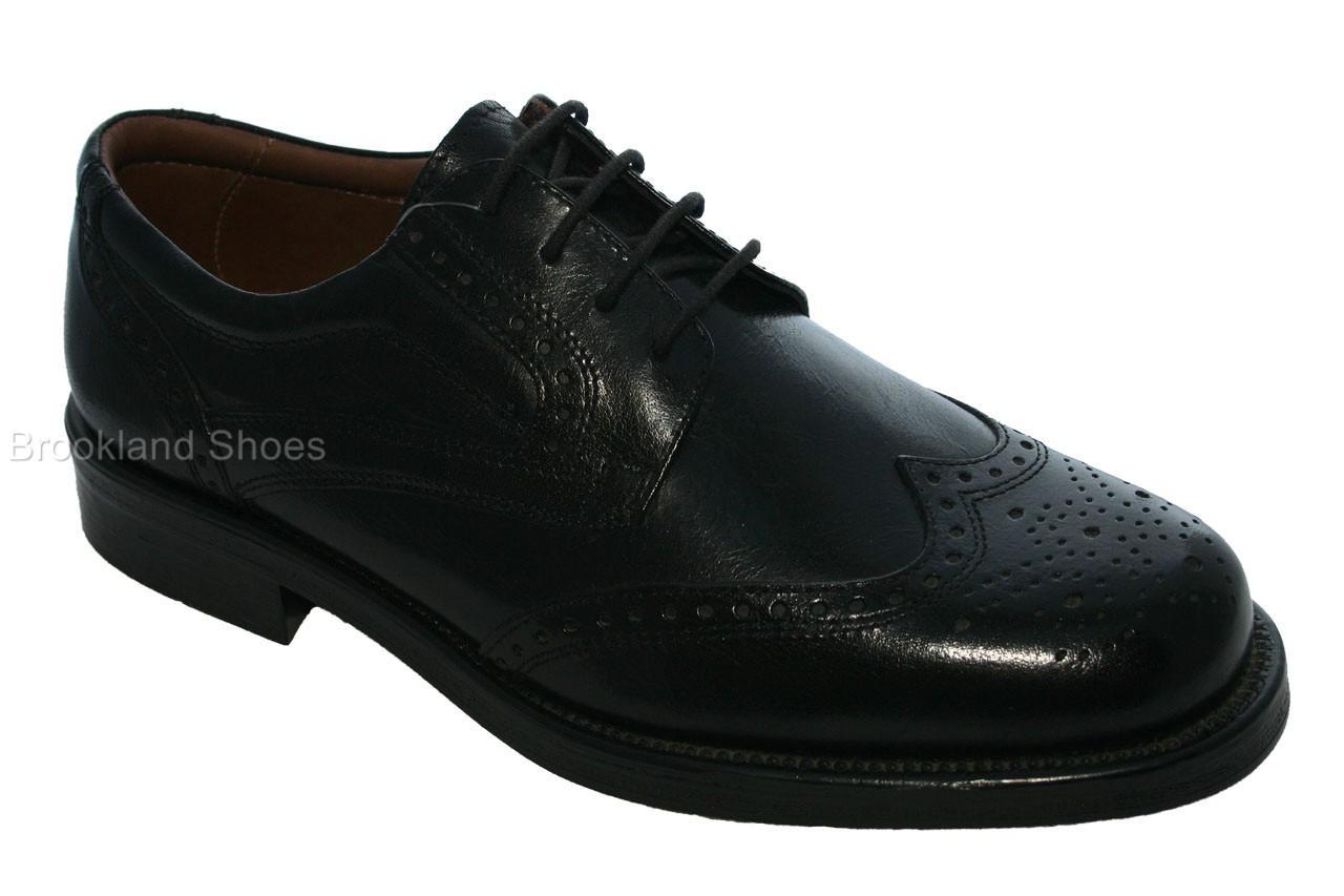 s oaktrak leather lace up brogue formal best work