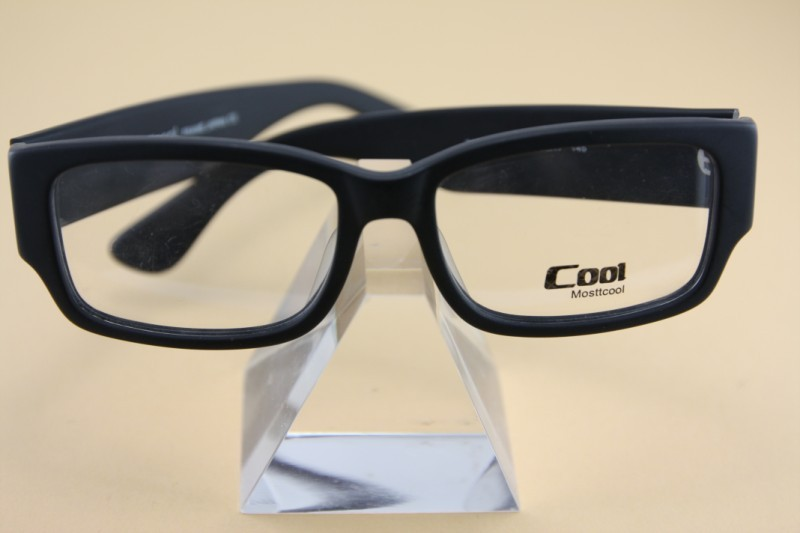 MosttCOOL-Plastic-spectacles-eyeglass-glasses-plastic-frame-8271-Black-or-Matte