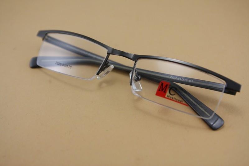 MOSTTCOOL Half frame eyeglasses spectacles glasses 8276 ...