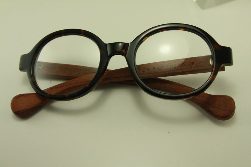 Eyeglass Frame Color For Asian : SAGAWA FUJII real wood Temple eyeglass GLASSES 8332 ...