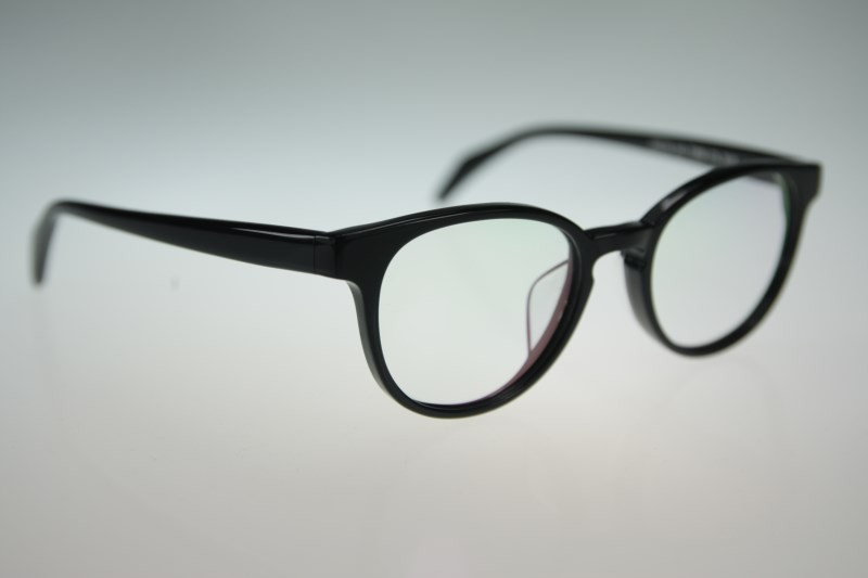 SAGAWA FUJII Plastic eyeglasses japanese ROUND frame 8357 ...