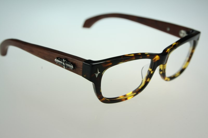 Japanese Frameless Glasses : Wood Temple Wooden Japanese Eyeglasses Glasses 8374 ...
