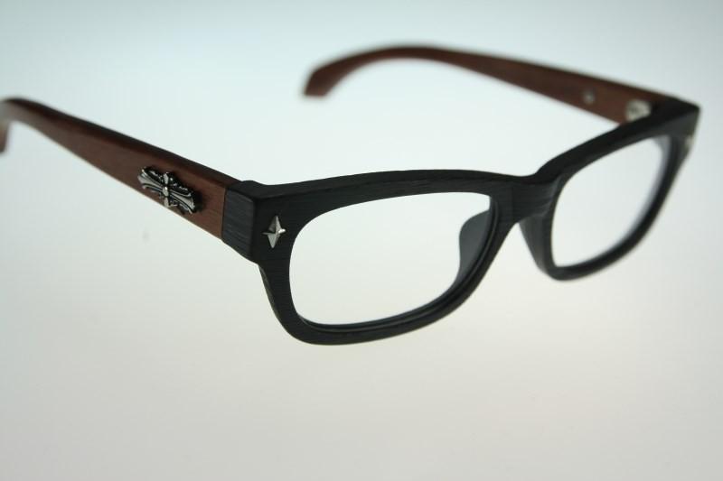 Japanese Plastic Eyeglass Frames : Wood Temple Wooden Japanese Eyeglasses Glasses 8374 ...
