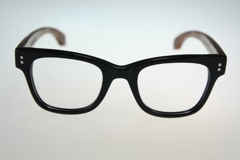 SAGAWA FUJII wood Temple Japanese frame spectacles Glasses ...