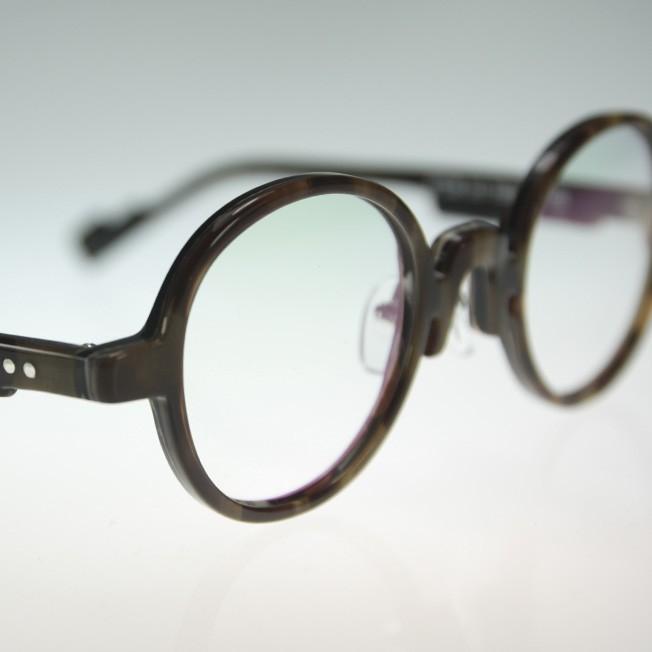Japanese Plastic Eyeglass Frames : SAGAWA FUJII Plastic eyeglass japanese ROUND frame 8355 ...
