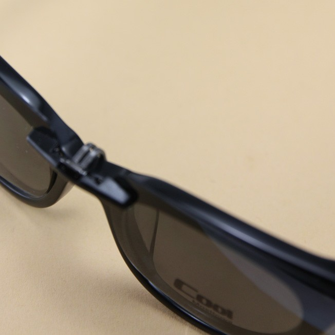 Polarized Glasses CLIP-ON Sunglass For Plastic spectacles ...