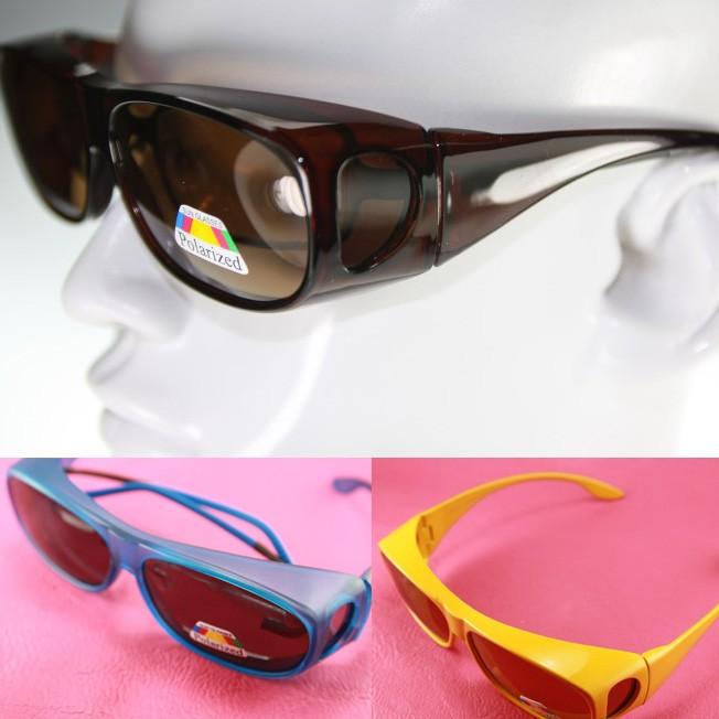polarized wear fit glasses wrap around sunglass
