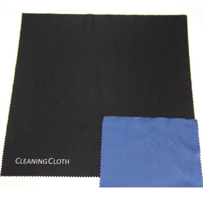 Microfiber Cleaning Cloth For Camera Lens: 30cmx30cm BLACK MICROFIBER LENS Eyeglasses Camera