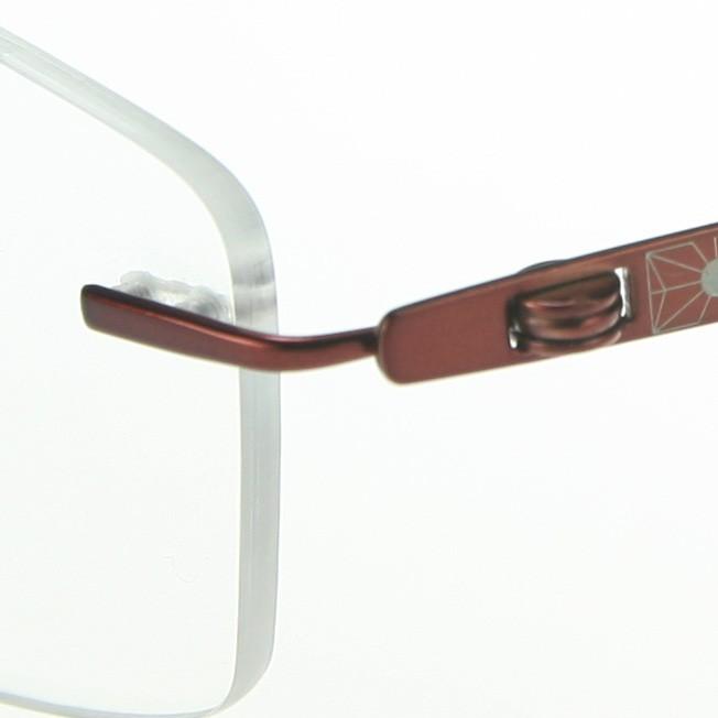 Frameless Glasses Style : 9 Styles of Titanium Frameless Rimless Eyeglasss Glasses ...