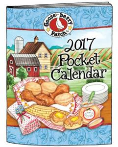 Gooseberry Patch NEW 2018 POCKET PURSE CALENDAR / PLANNER w FREE ...