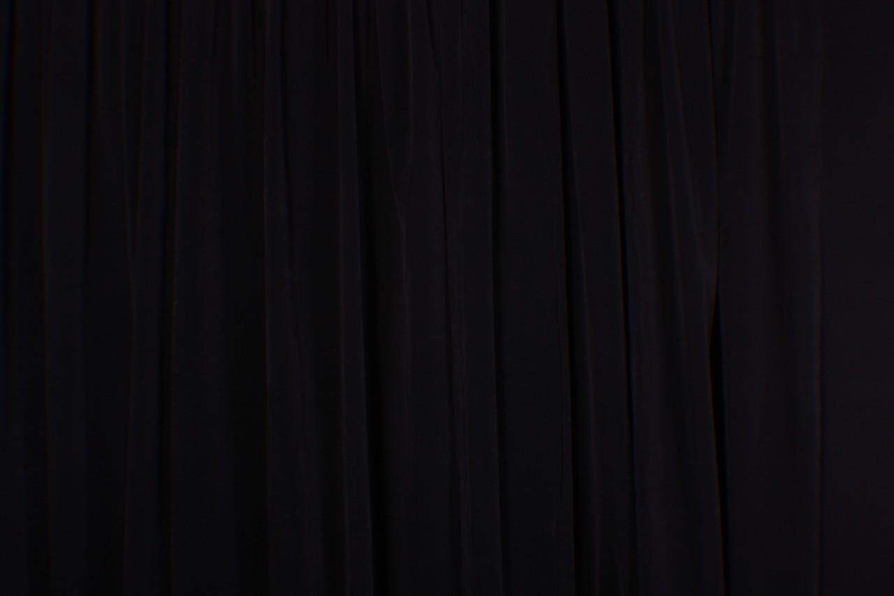 rideau s parateur toile de fond en velours noir pour. Black Bedroom Furniture Sets. Home Design Ideas