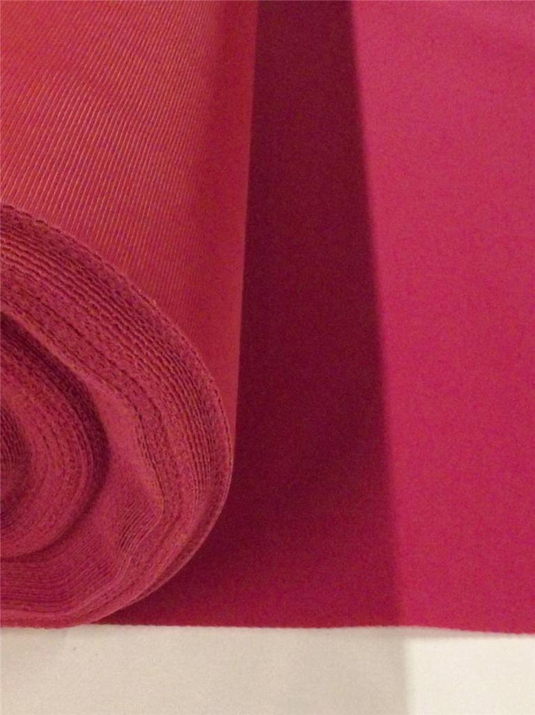Pink flocked velvet fabric upholstery curtain drapery for Velvet material for curtains