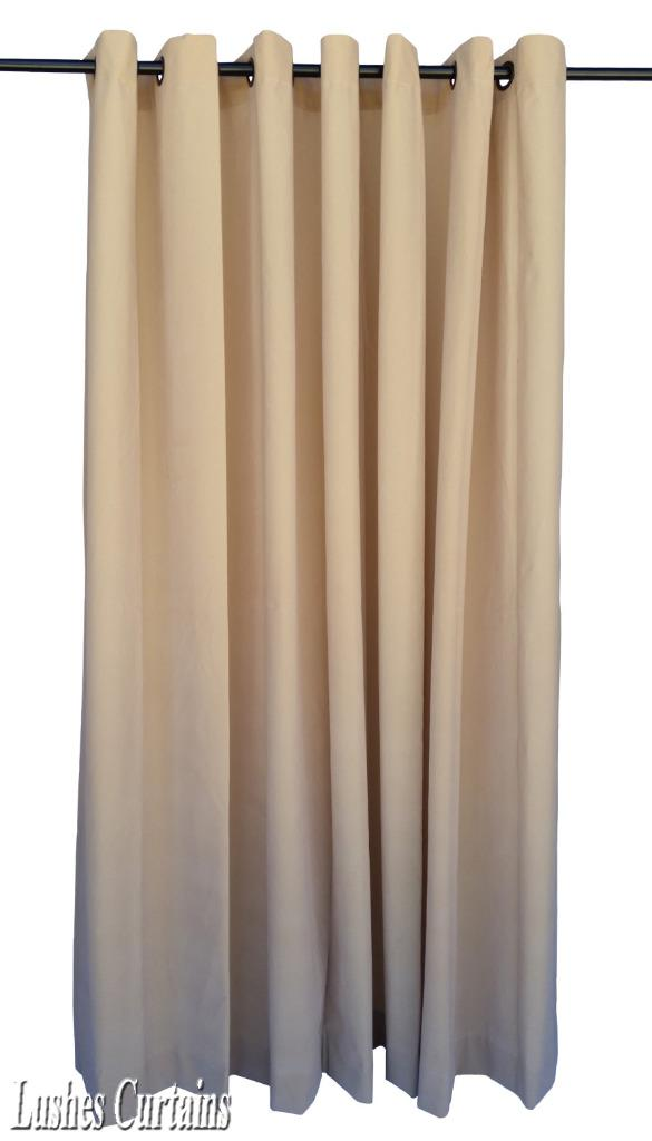 Curtains+72+Inches+Long Details about Beige 72 inch Long Velvet ...