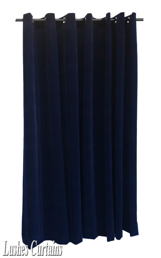 120 Drop Ready Made Curtains 90 Inch Long Curtain Panels