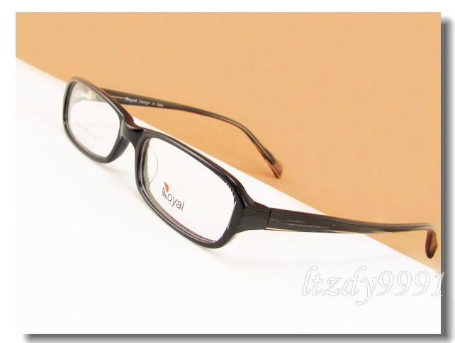 Eyeglass Frames For Narrow Bridge : Black&Transparent Acetate Narrow EYEGLASSES FRAMES Men ...