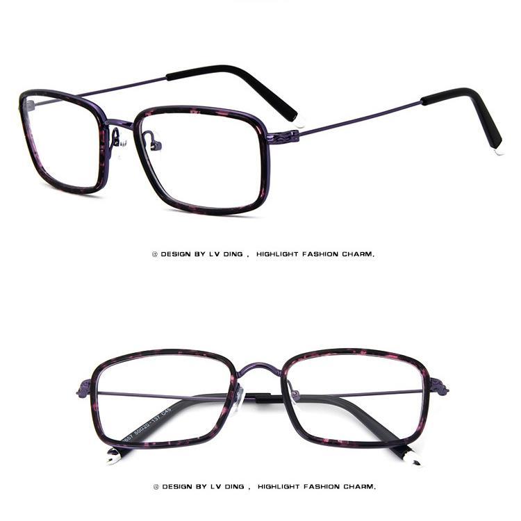 rectangular glasses for women