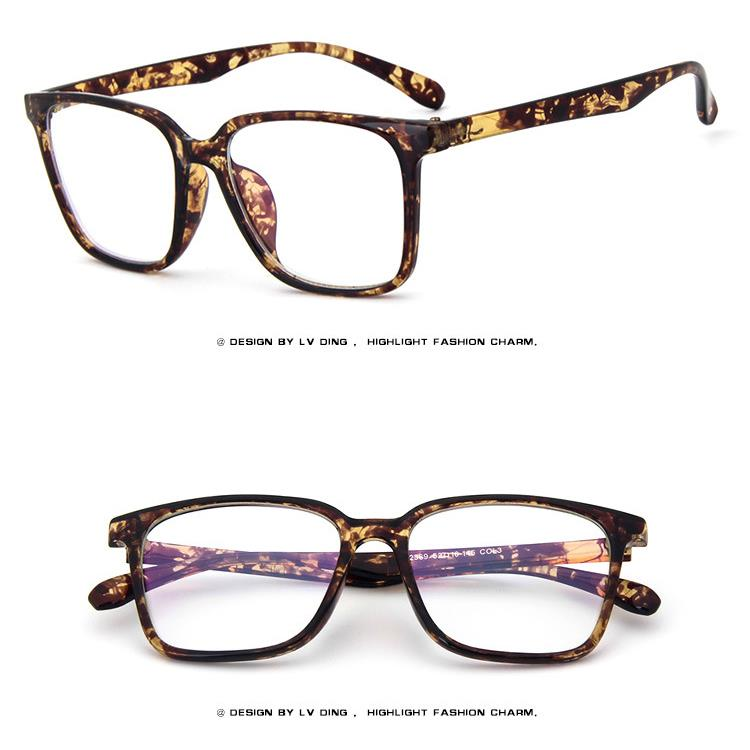 Women s Glasses Frame Size : Square XL Size Retro Acetate Vintage Men Women EYEGLASSES ...