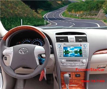 New Toyota Camry Car DVD Player GPS Radio Video Navigation TV USB SD