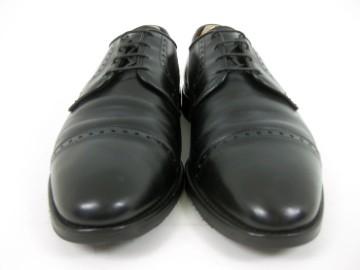 Allen Edmonds Clifton Black Cap Toe Dress Shoes Oxfords 9 5 D Medium $