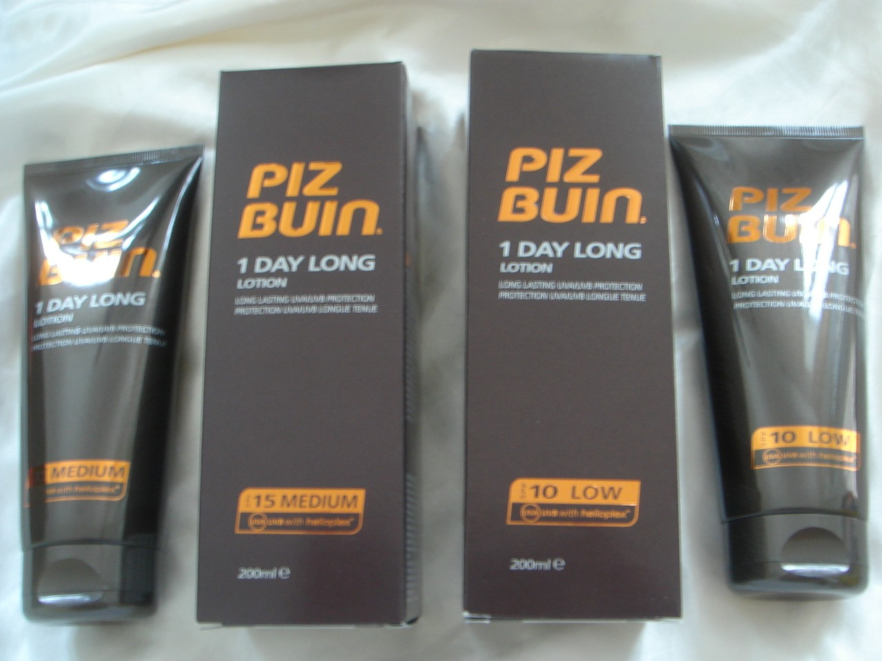 Any-2-PIZ-BUIN-1-DAY-LONG-Sun-tan-Lotions-SPF-30-15-10-or-AFTERSUN-200ml-each