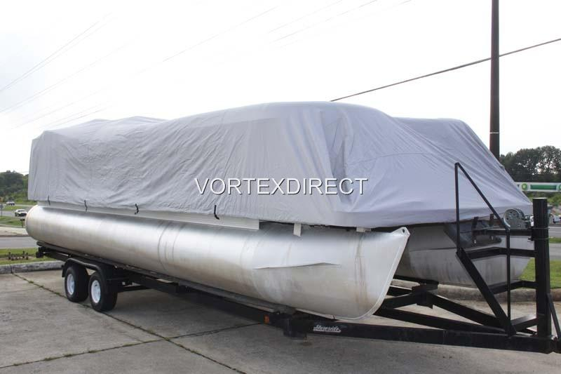 Plattoon Boat Covers : New vortex ft ultra purpose pontoon boat deck