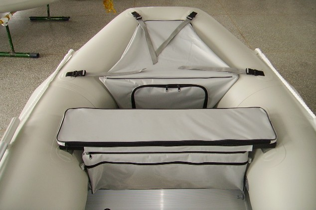 INFLATABLE-BOAT-FRONT-STORAGE-BAG-GREY-fits-250-320m-Inflatable