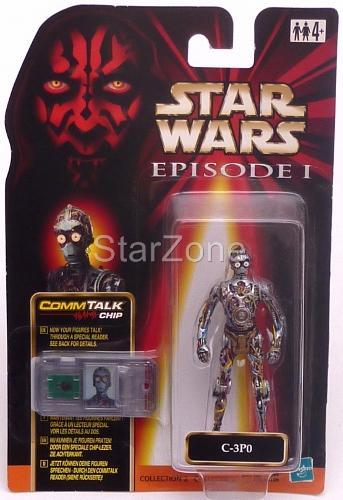 The Phantom Menace Toys : Star wars episode the phantom menace action figures lots
