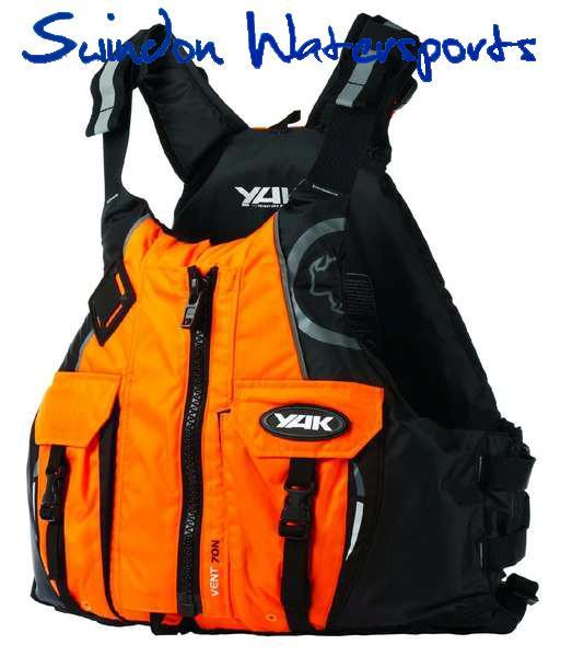 YAK-SFIATO-Touring-MARE-PFD-galleggiabilita-aiuti-Cerniera-Frontale-voce-modello-2013-14
