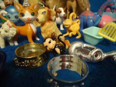Happy Family Mattel Barbie Bretz Petz Dollhouse Pets