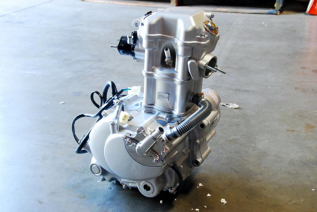 200cc Atv Quad Go Kart Engine Motor Water Cooled Lifan