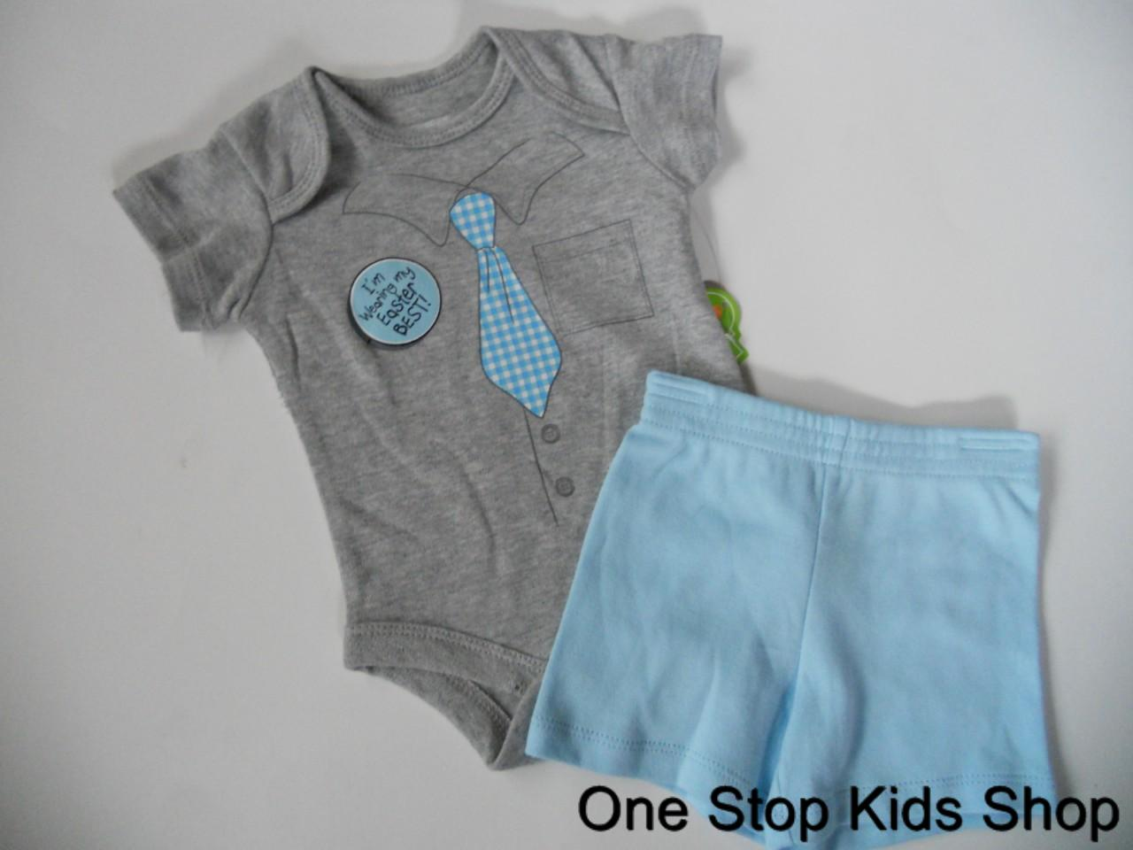 For sale is a Gymboree Easter Outfit for Baby Boy. It is size months and new with tags. Thank you for looking at my listing and please check out my other listings!