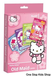 HELLO KITTY Toy OLD MAID Card Game