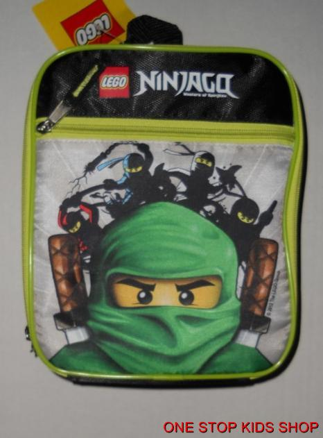 Ninjago Backpack and Lunch Box http://www.ebay.com/itm/NINJAGO-Boys-School-Bag-BACKPACK-or-LUNCH-BOX-Tote-Pouch-Cooler-SPINJITZU-Lego-/150860334686