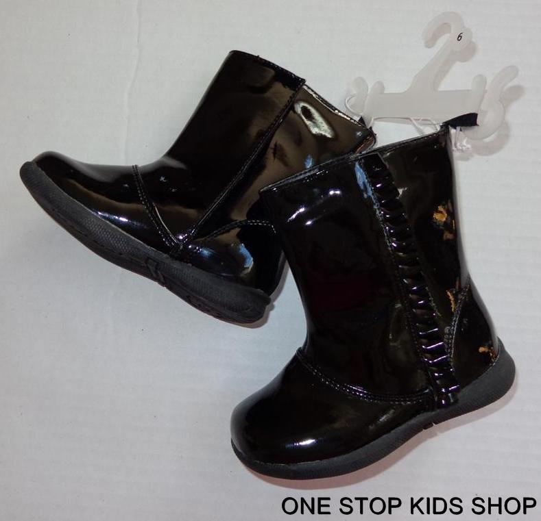 TODDLER BOOTS Girls Size 2 3 4 5 6 Shoes