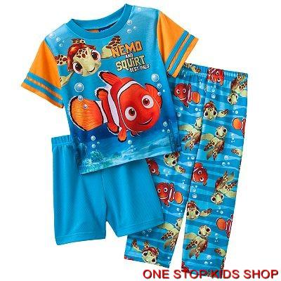 Finding Nemo Bedding Set Toddlers