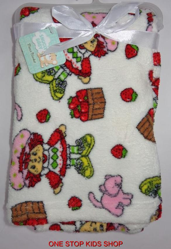 Strawberry Shortcake Bedding Toddler