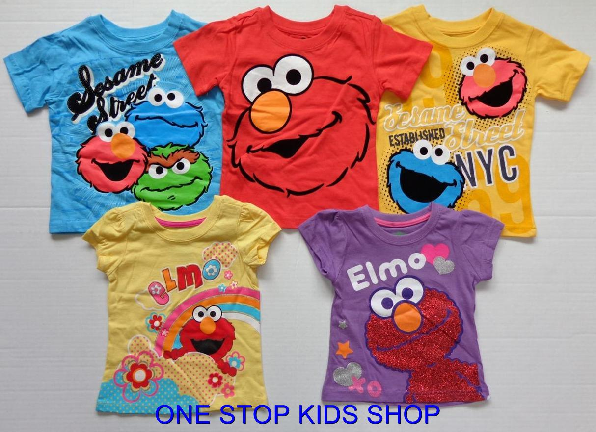 Elmo Shirts For Toddlers Carrerasconfuturo Com