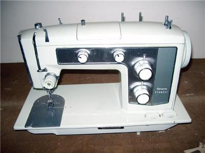 sears sewing machine accessories