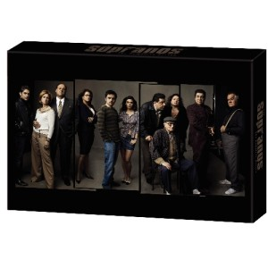 The Sopranos   The Complete Series (DVD, 2009, 30 Disc Set) QUICK USA