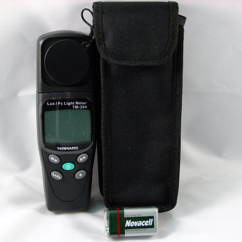 details about digital light meter photo camera lux foot candle tester. Black Bedroom Furniture Sets. Home Design Ideas