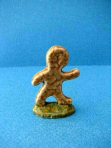 WADE WHIMSIES GINGERBREAD MAN NURSERY , 2001 *Mint Condition* | eBay
